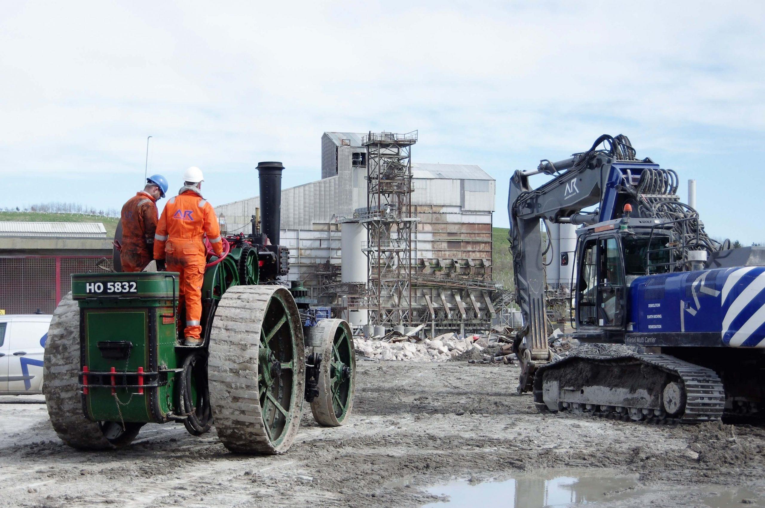 industry revolution alongside AR Demolition