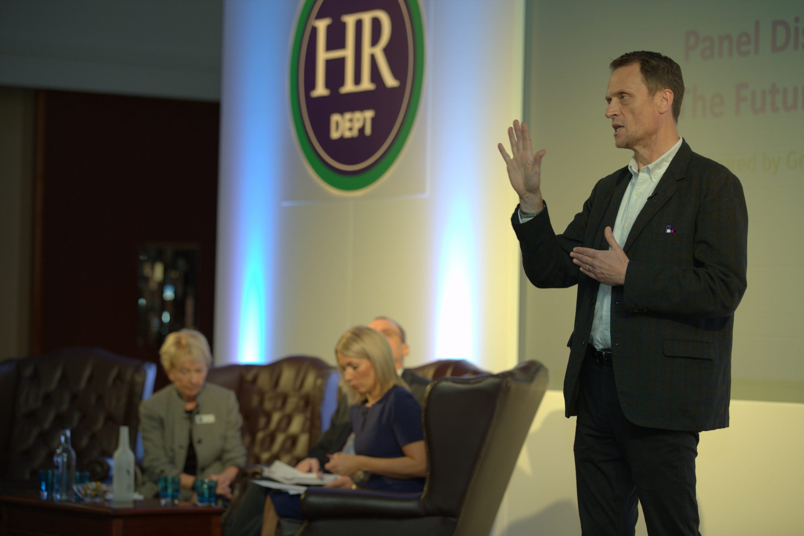 supporting UK SMEs with The HR Dept